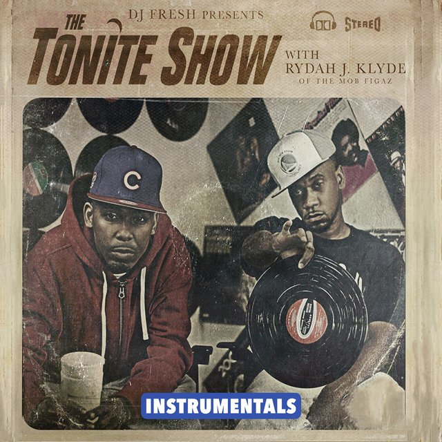 The Tonite Show with Rydah J. Klyde (Instrumentals)