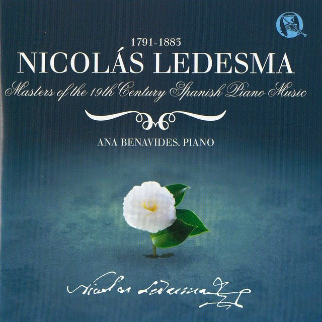 Nicolás Ledesma (1791-1883) - Masters of the 19th Century Spanish Piano Music