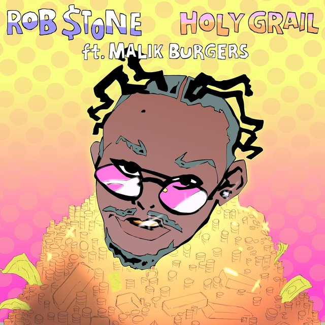 Holy Grail (feat. Malik Burgers)