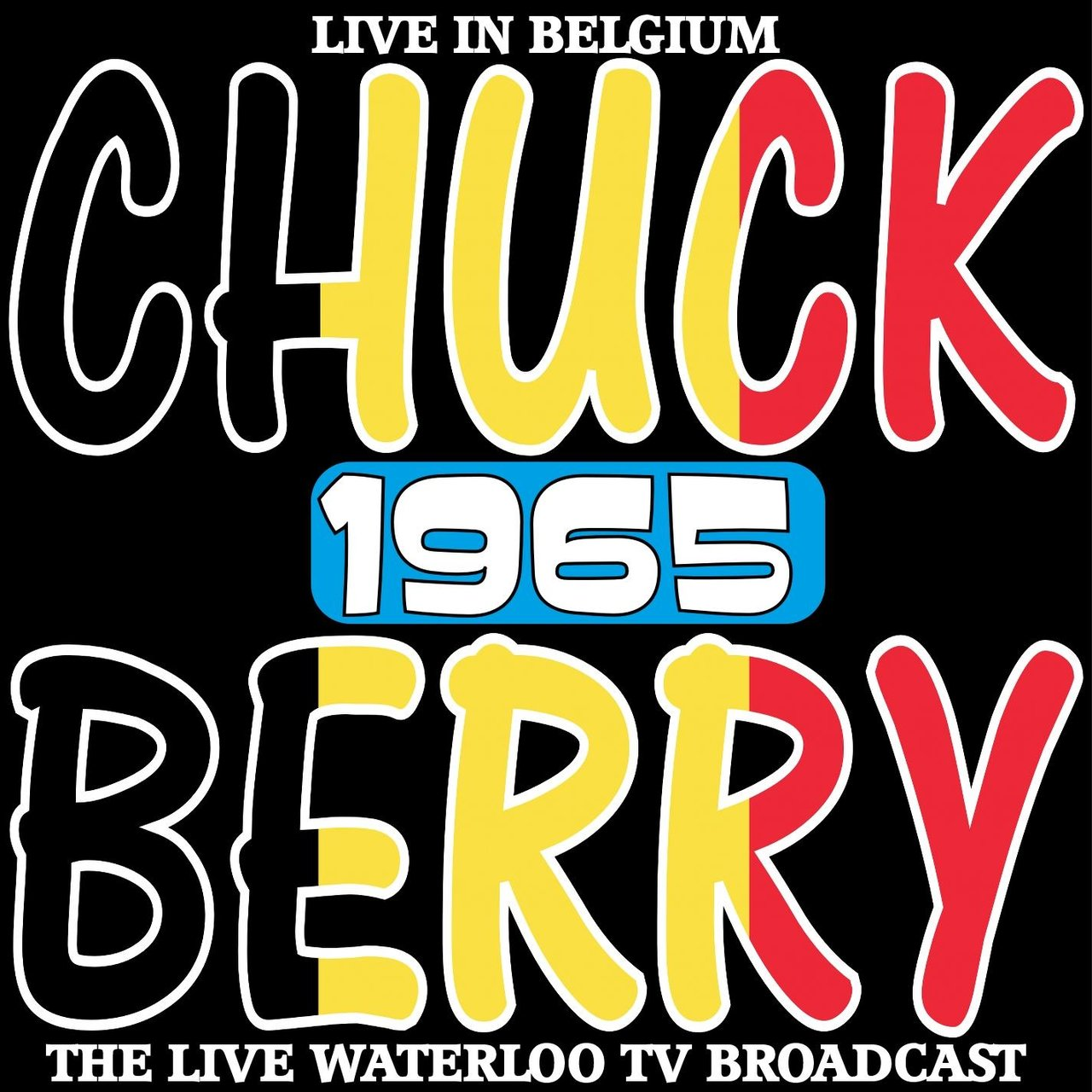 Live in Belgium 1965 - The Rare Waterloo TV Broadcast