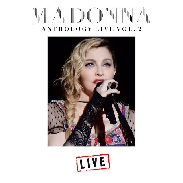 Madonna Anthology Live Vol. 2