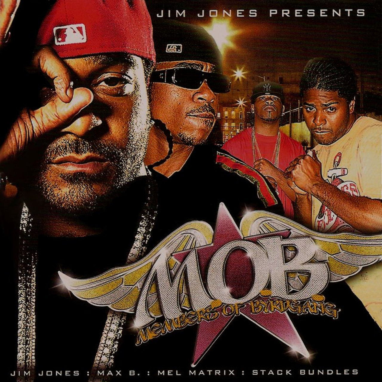 M.O.B. Members of Byrdgang