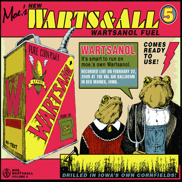 Warts and All Vol. 5 (Live)
