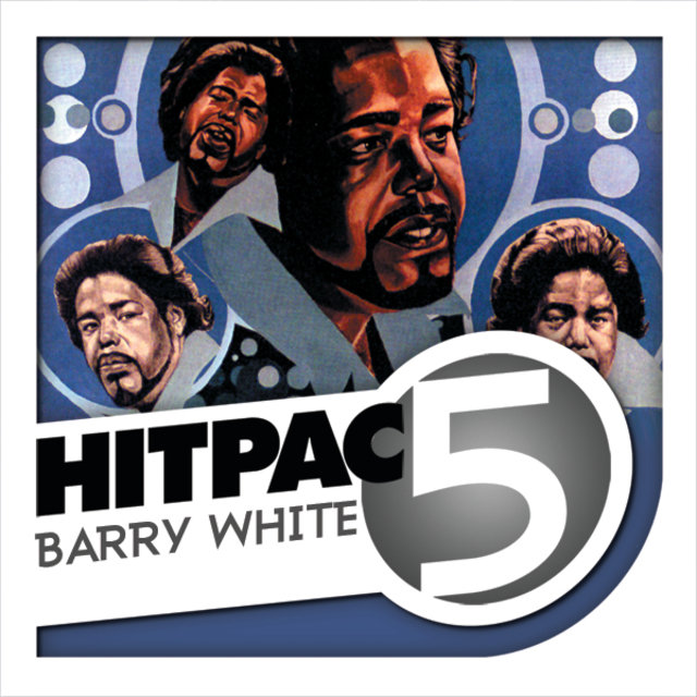 Barry White Hit Pac - 5 Series
