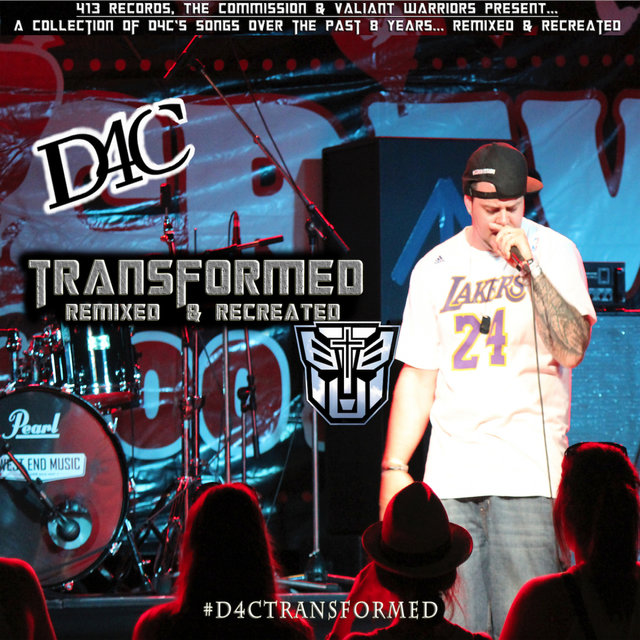 Transformed: Remixed & Recreated (Volume 1)