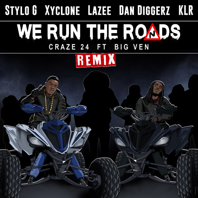 We Run the Roads All Star Remix