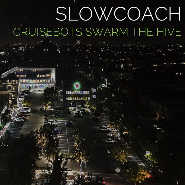 Cruisebots Swarm the Hive