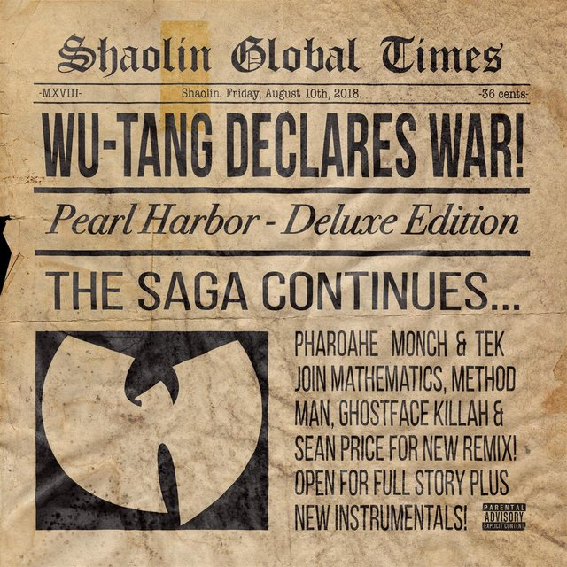 Pearl Harbor (REMIX) [feat. Mathematics, Method Man, Ghostface Killah, Sean Price, Pharoahe Monch and Tek]