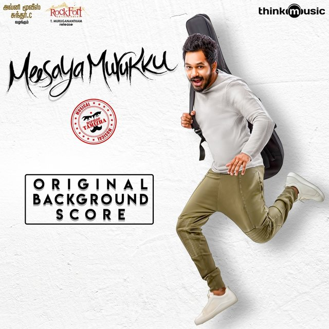 Meesaya Murukku (Original Background Score)