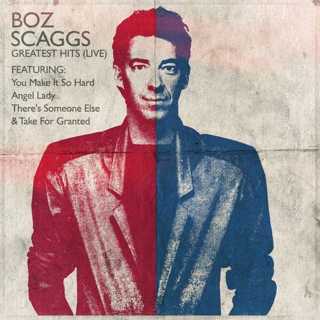 Boz Scaggs - Greatest Hits (Live)