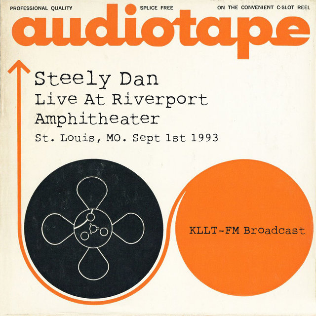 Live At Riverport Amphitheater, St. Louis, MO. Sept 1st 1993 KLLT-FM Broadcast (Remastered)