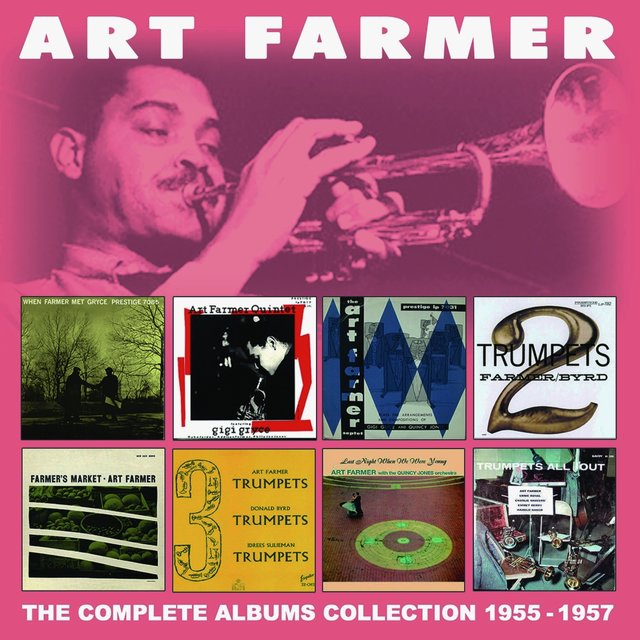 The Complete Albums Collection: 1955 - 1957