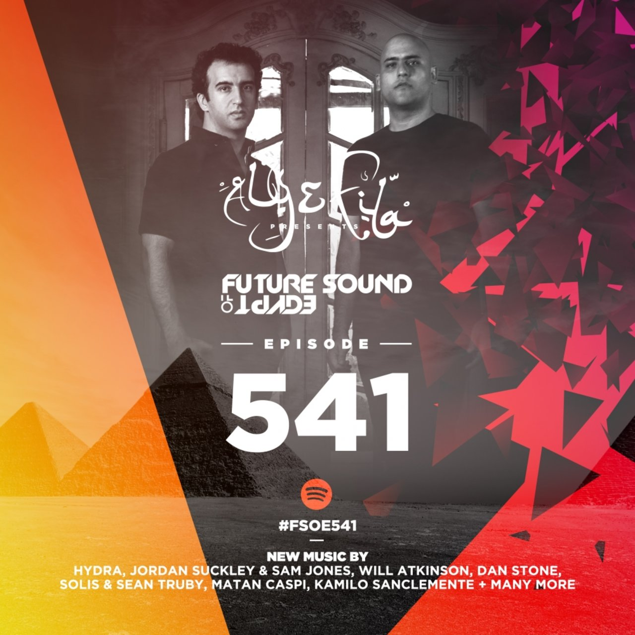 Future Sound Of Egypt Episode 541