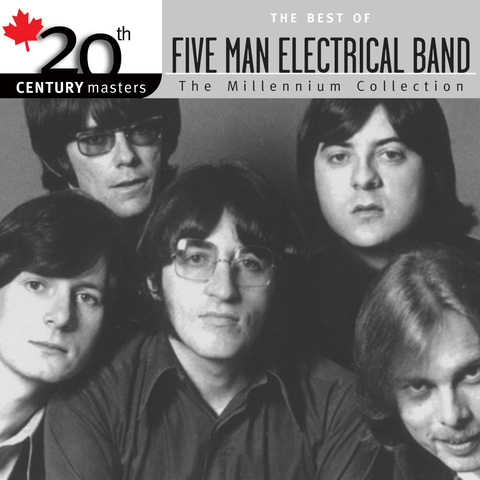 Image result for five man electrical band