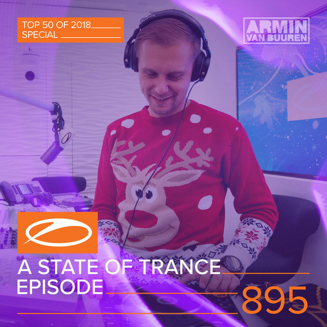 ASOT 895 - A State Of Trance Episode 895