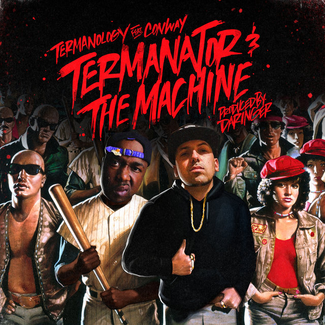 Termanator & The Machine (feat. Conway)