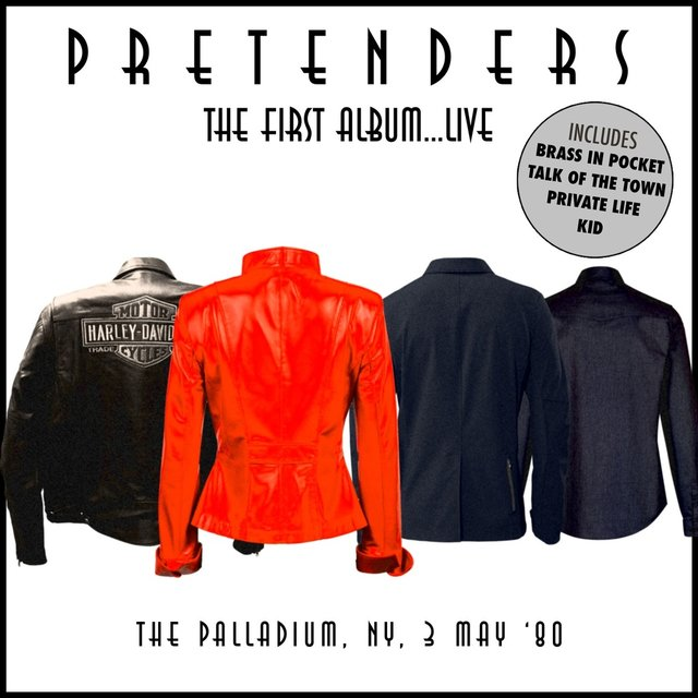 The First Album - At The Palladium, Ny, 3 May '80