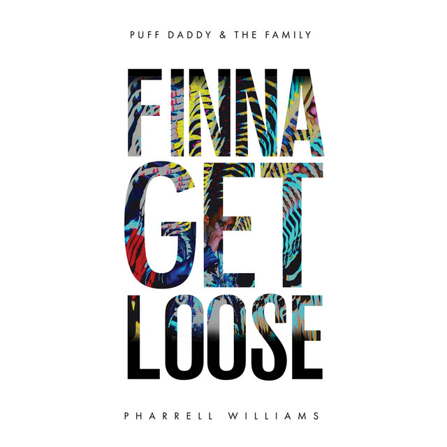 Finna Get Loose (Edited) (feat. Pharrell Williams) - Single