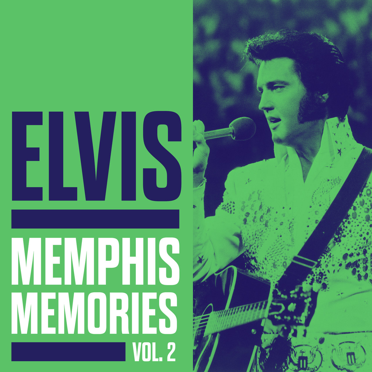 Elvis - Memphis Memories Vol. 2