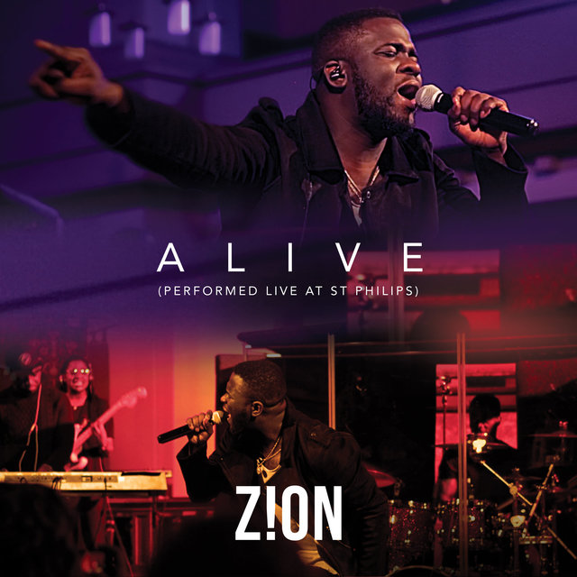 Alive (Live At St Philips)