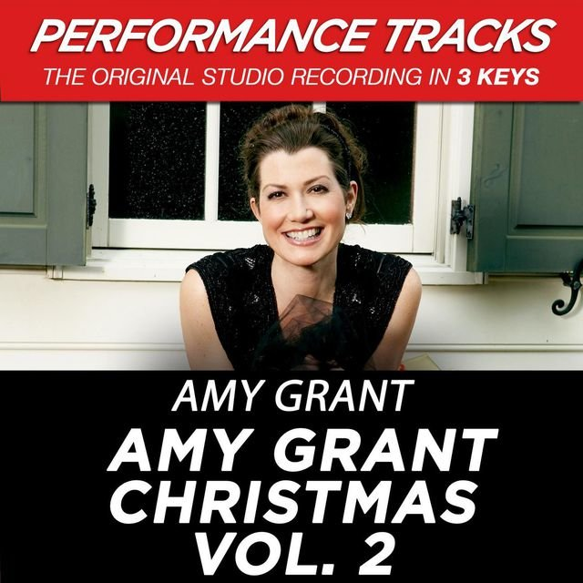 Amy Grant Christmas Vol. 2 (Performance Tracks)
