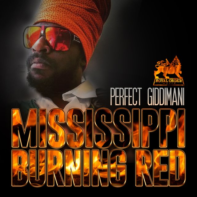 Mississippi Burning Red - Single