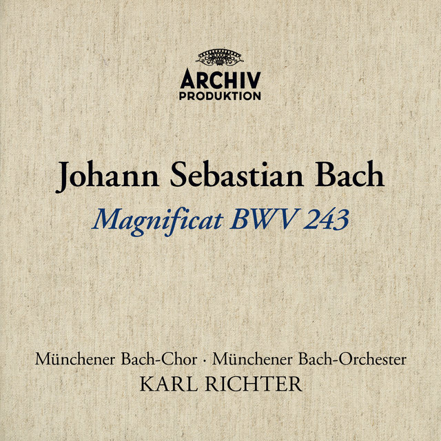 J.S. Bach: Magnificat In D Major, BWV 243