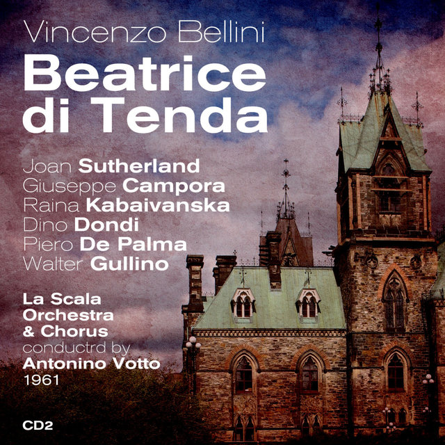 Vincenzo Bellini: Beatrice di Tenda (1961), Volume 2