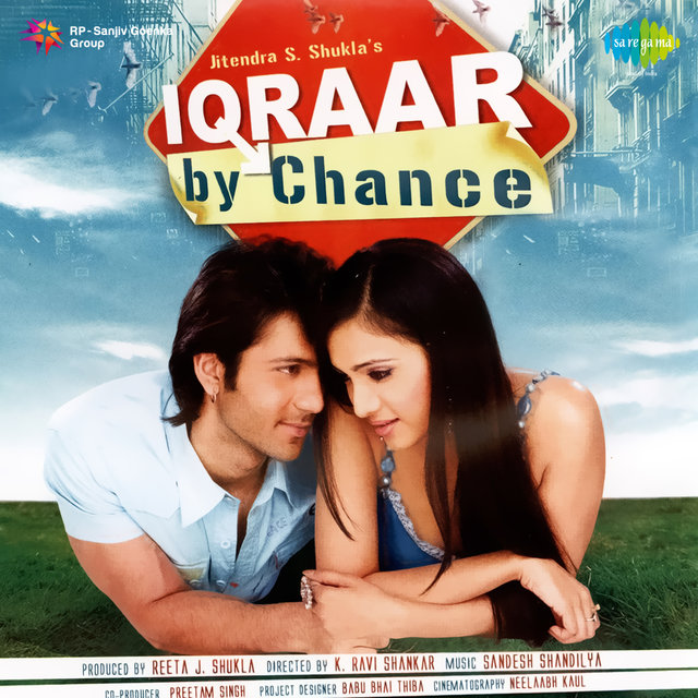 Iqraar by Chance (Original Motion Picture Soundtrack)