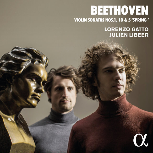 Beethoven: Violin Sonatas No. 1, 10 & 5