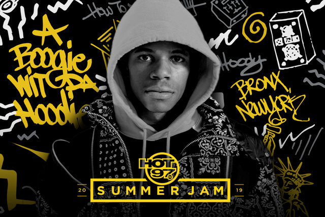 My Shit (Live at TIDAL X Hot 97 Summer Jam 2019) by A Boogie Wit da