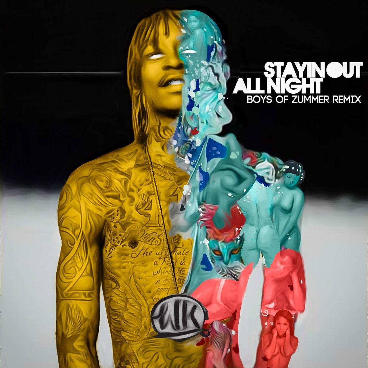 Stayin Out All Night (Boys Of Zummer Remix)