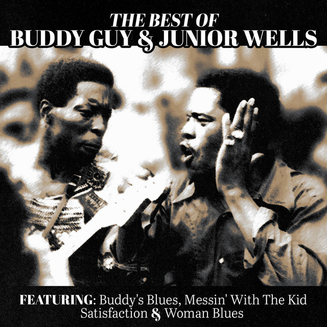 The Best of Buddy Guy & Junior Wells