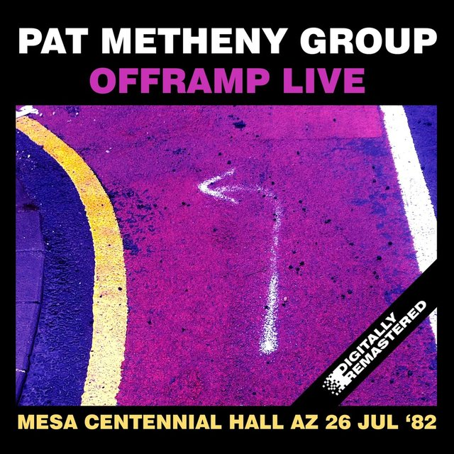 Offramp Live At The Mesa Centennial Hall, Az 26 Jul '82