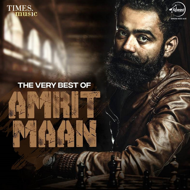 The Very Best of Amrit Maan