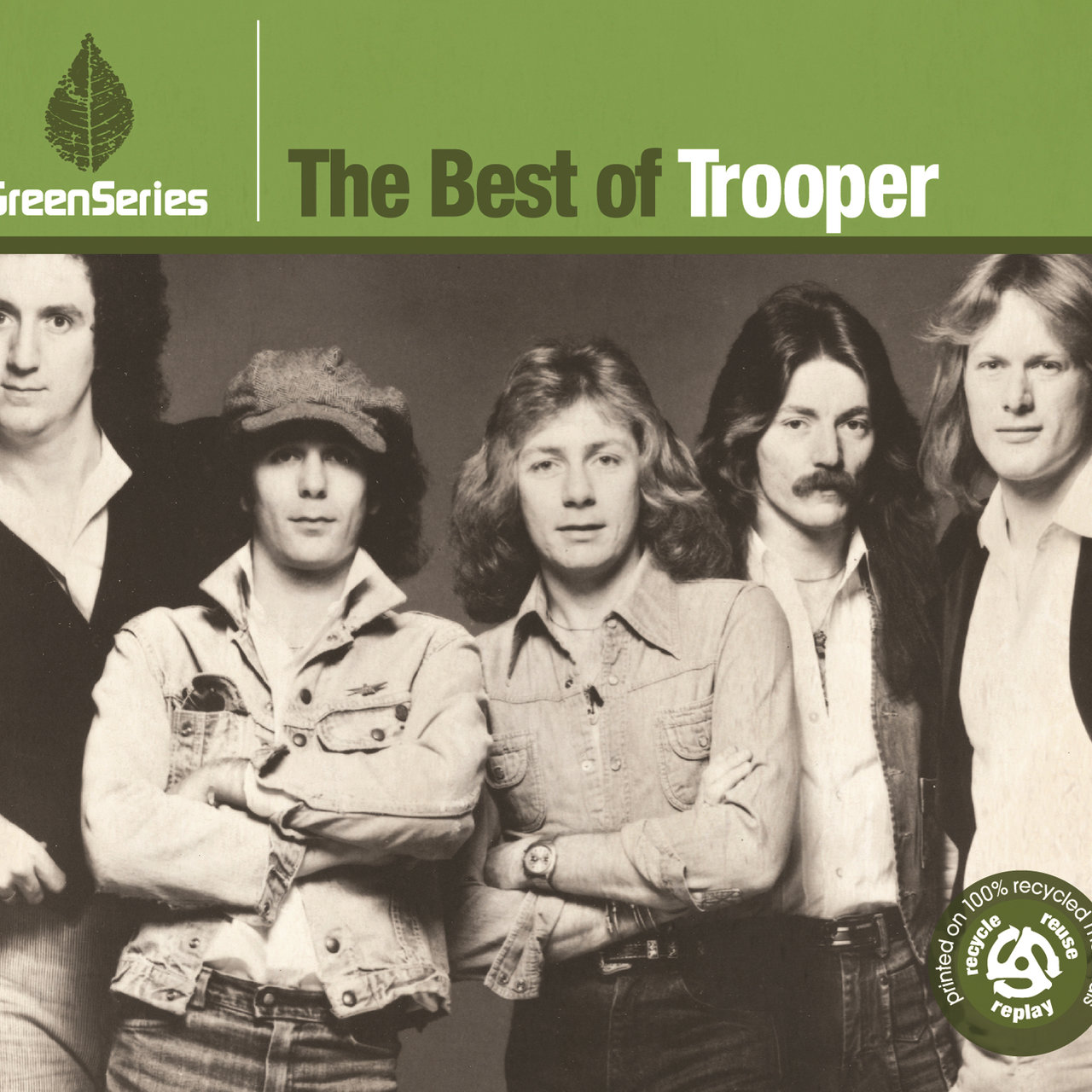 The Best Of Trooper - Green Series