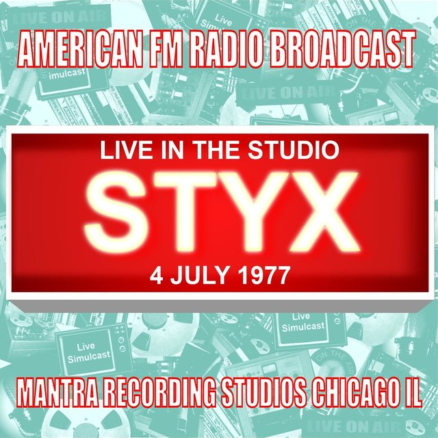 Live In The Studio - Mantra Recording Studios 1977