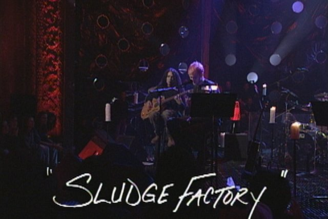 Sludge Factory (From MTV Unplugged)