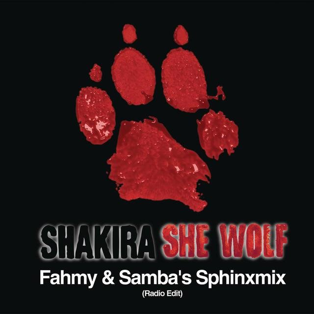 She Wolf (Fahmy & Samba's SphinxMix (Radio Edit))