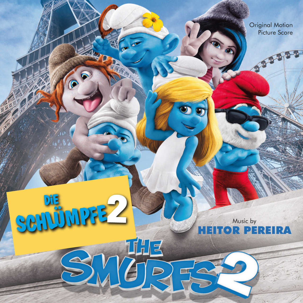 tidal: listen to the smurfs 2 (original motion picture score) on tidal