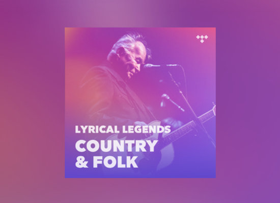 Lyrical Legends: Country & Folk