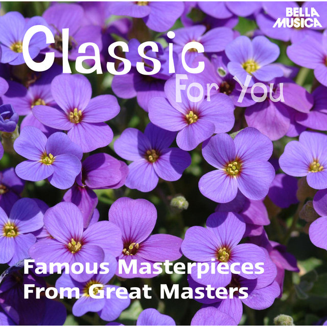 Classic for You: Famous Masterpieces from Great Masters