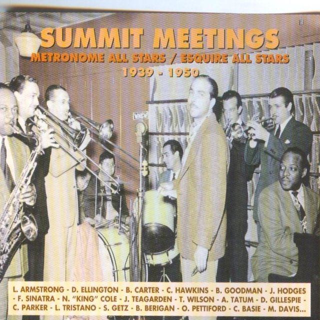Summit Meetings 1939-1950
