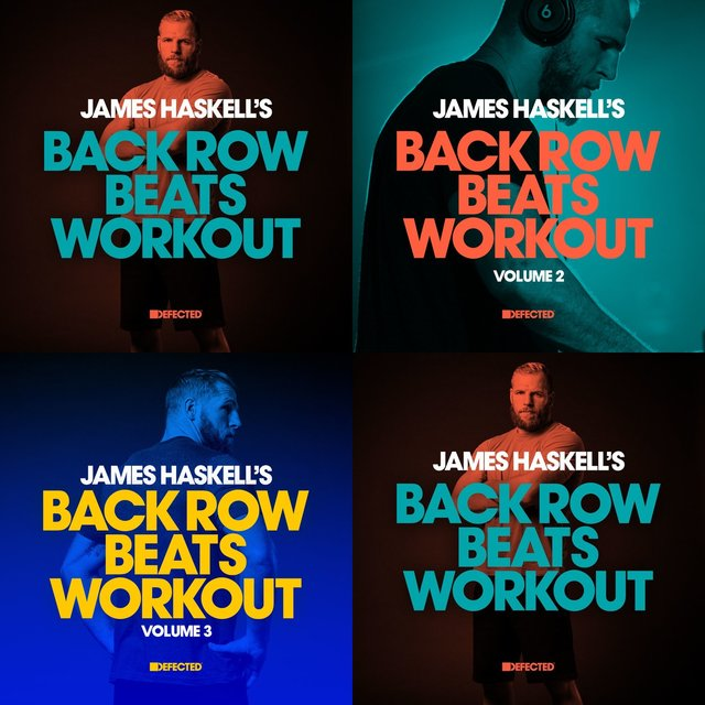 Defected Workout: Gym & Fitness