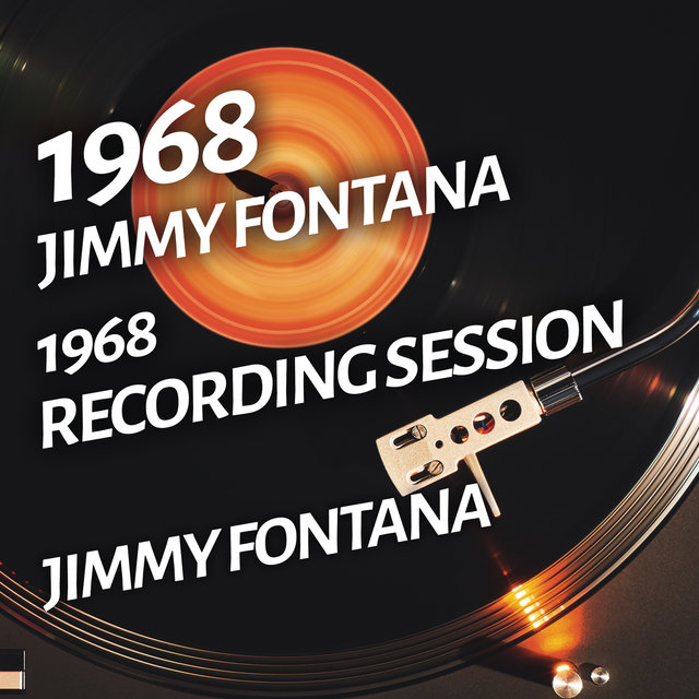 Jimmy Fontana - 1968 Recording Session