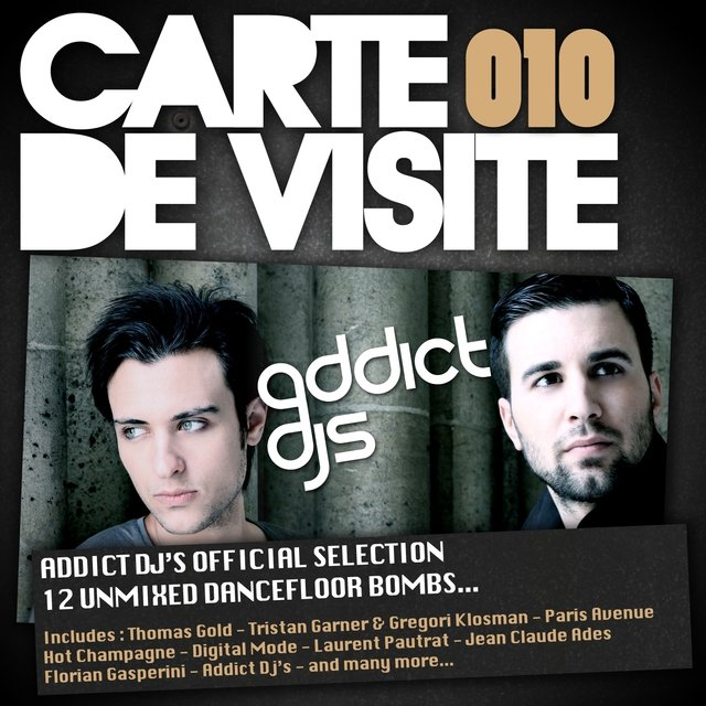 TIDAL Listen To Carte De Visite 10 On