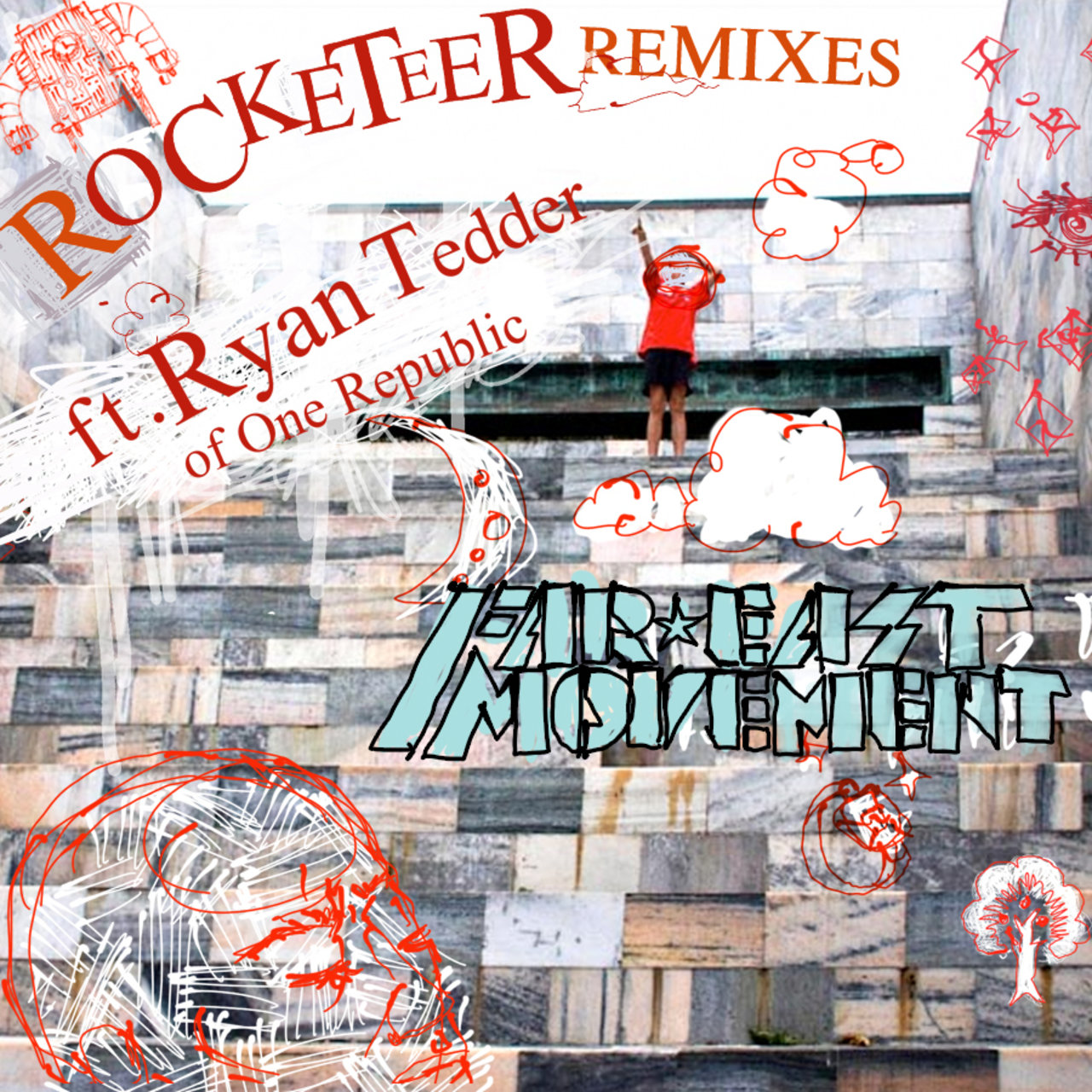 Rocketeer (Remixes)