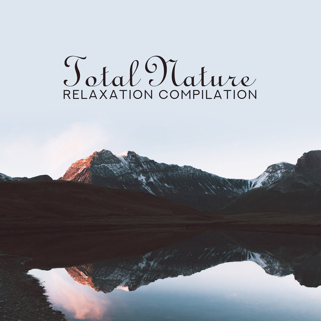 Total Nature Relaxation Compilation: Selection of 15 Best 2019 New Age Music with Nature Sounds of Water, Wind, Birds & Others, Full Calm Down, Stress Relief, Soothing Songs