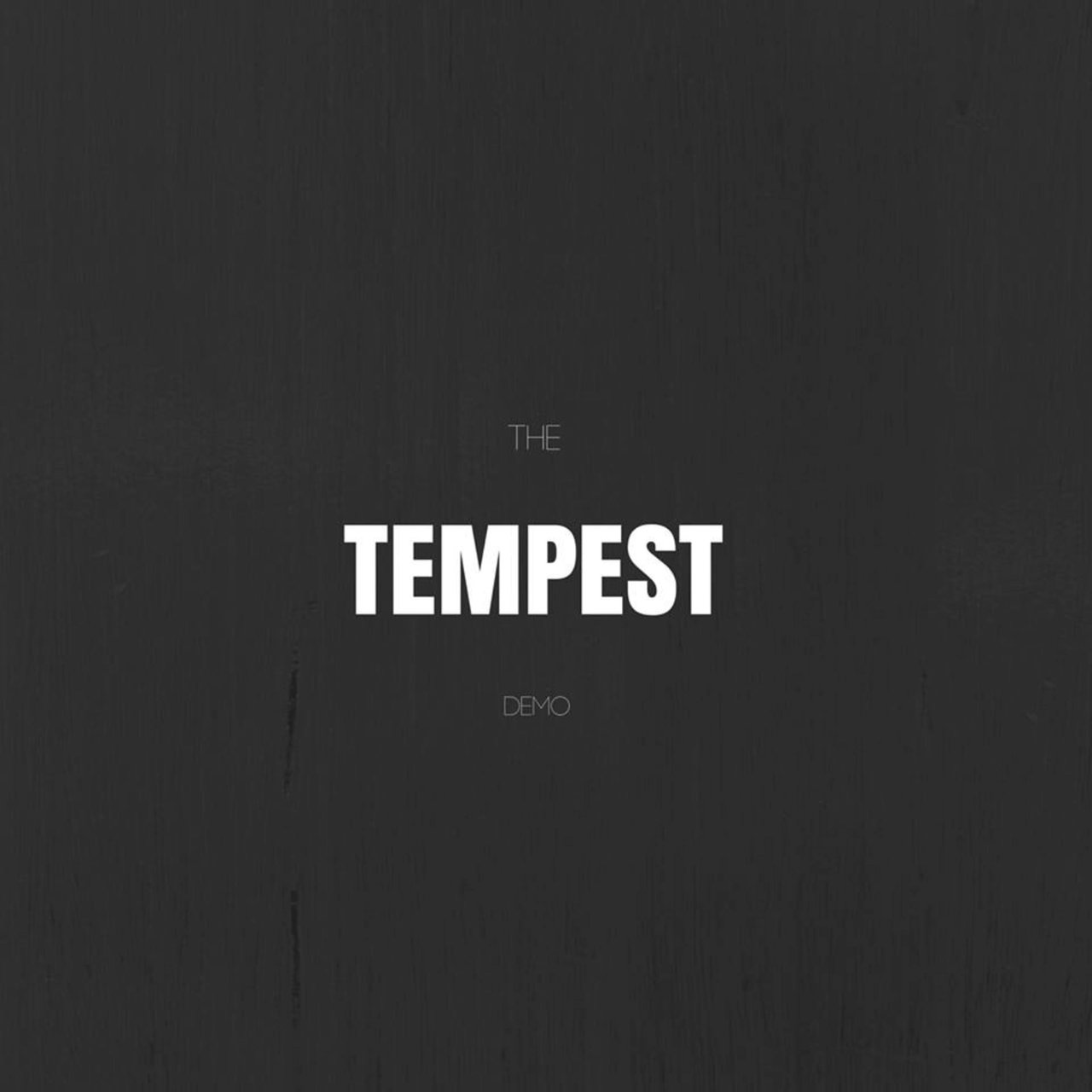 The Tempest Demo