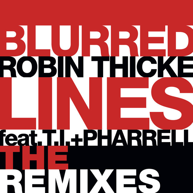 Blurred Lines (The Remixes)